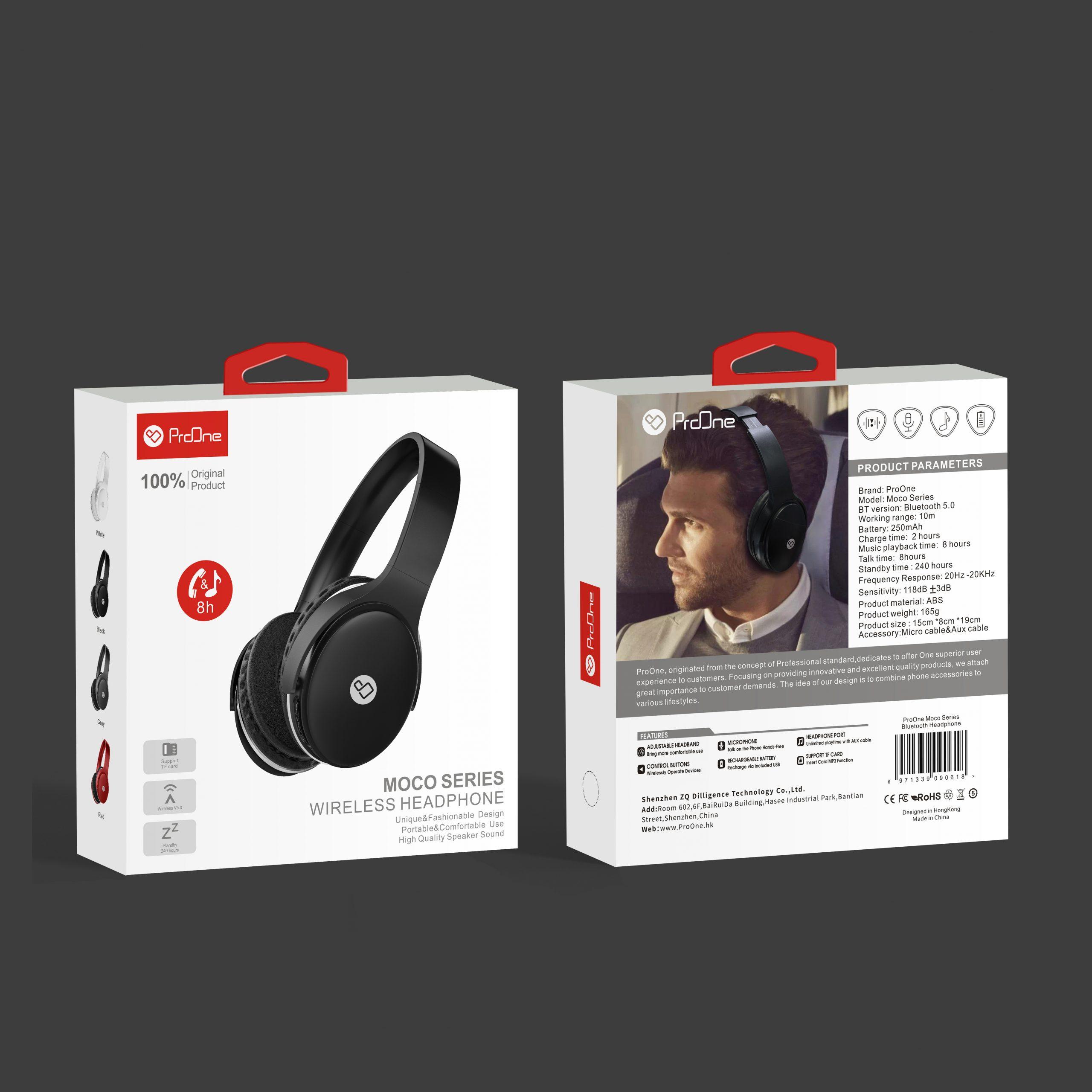 headphone moco