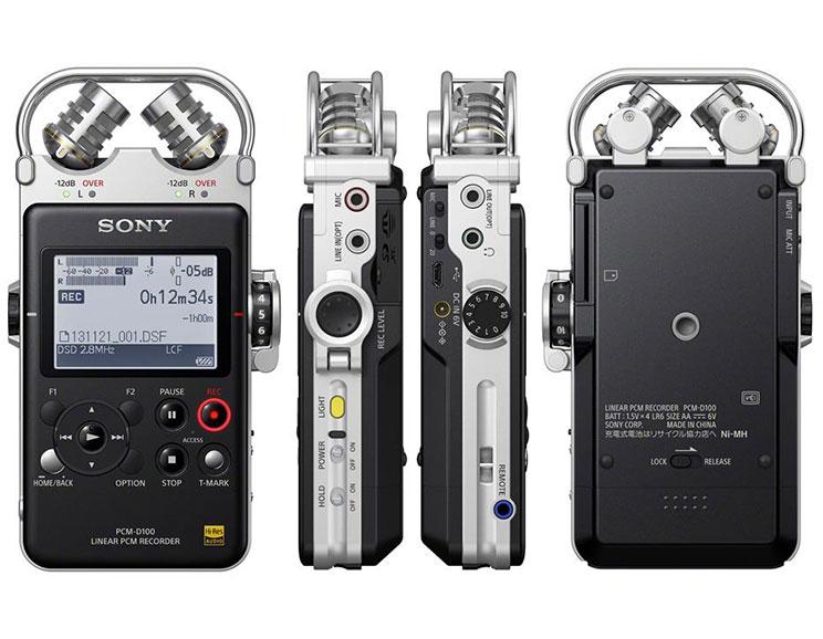 SONY D100